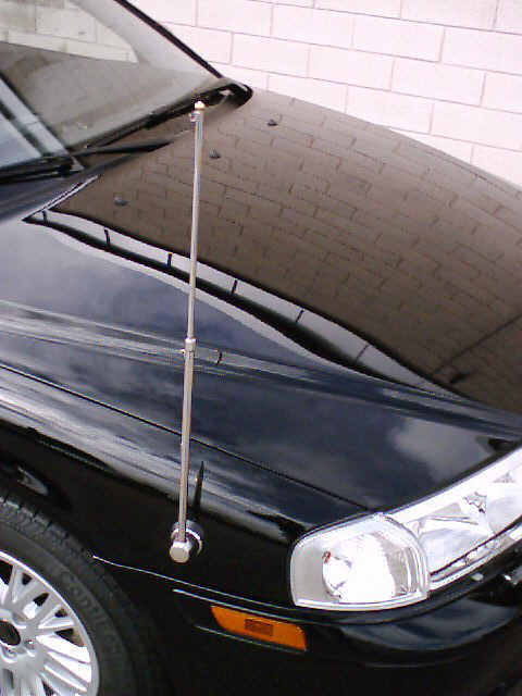 Car Flagpole Co Car Flag For Diplomatic Cars Exclusive Fixed Car